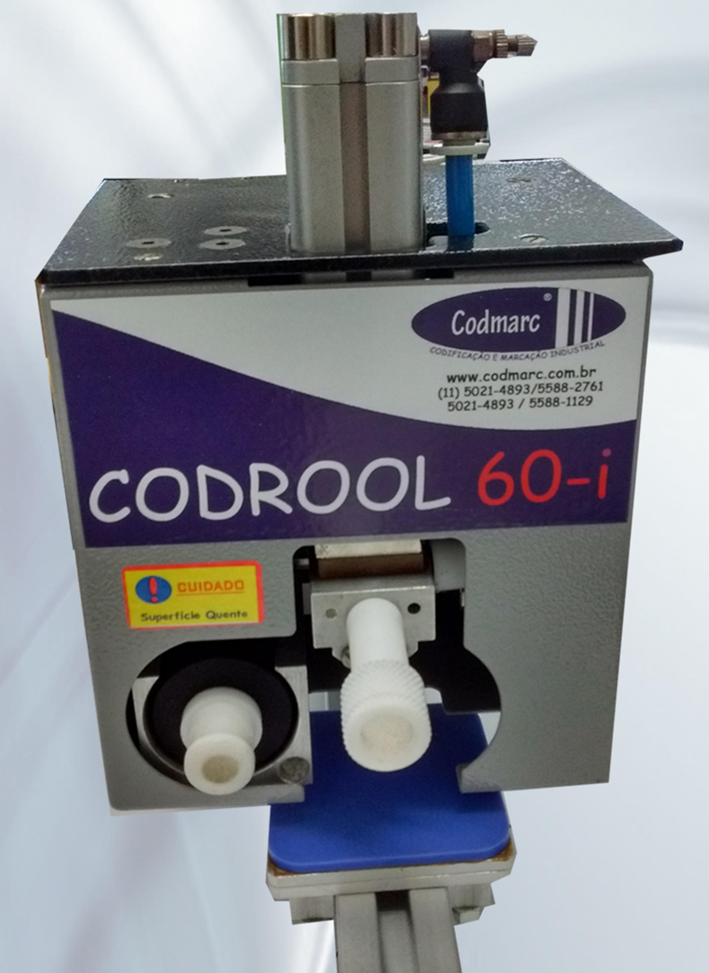 Impressora e Datador Ink Roll